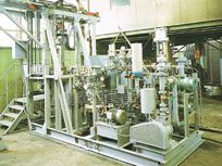 Lead impregnation equipment