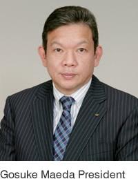 Gosuke Maeda President